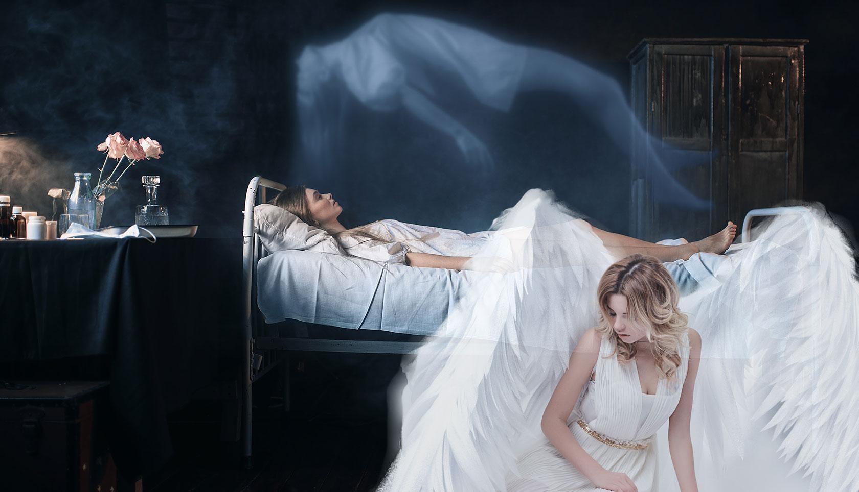 andělé a smrt