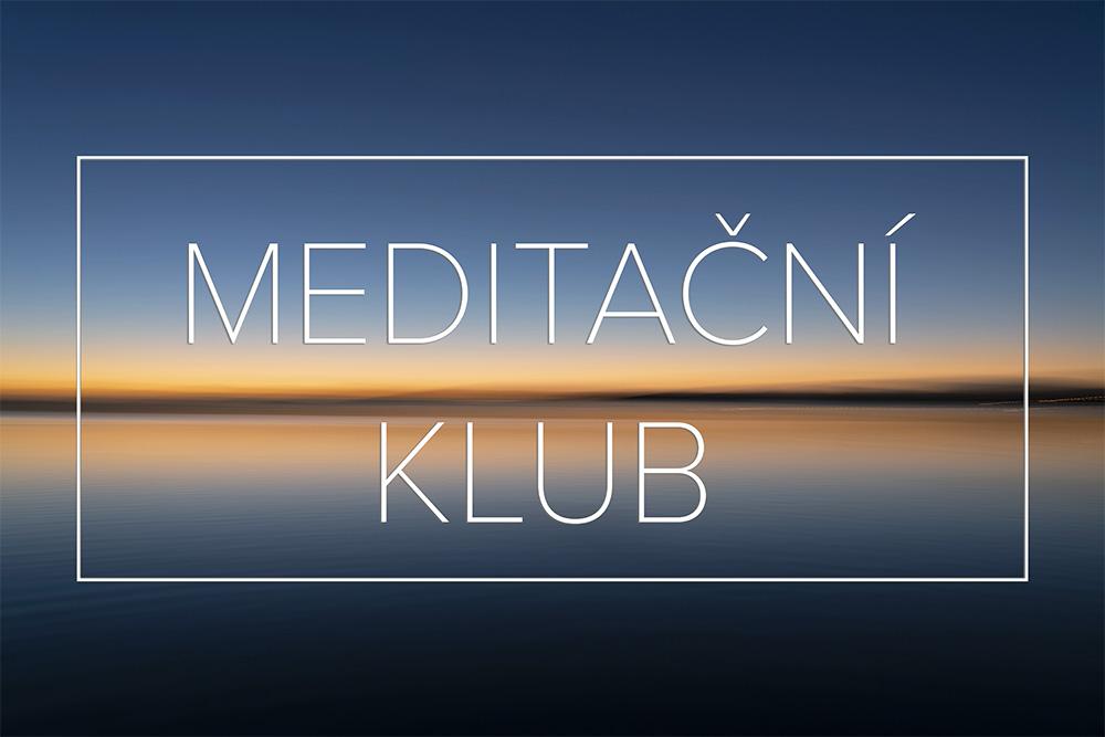 meditační klub