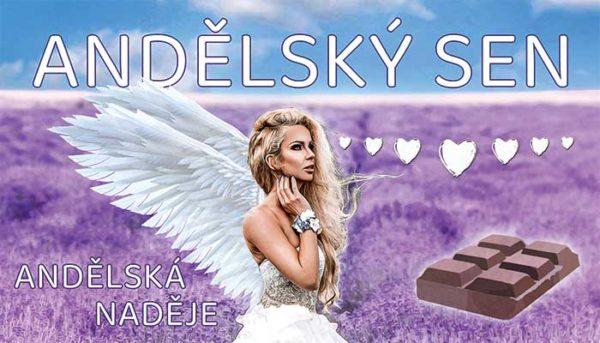 andělský sen poster